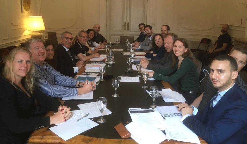 Yhdysvaltain ja Venäjän johtama globaali ydinterrorismin vastainen verkosto kokoontuu yleiskokoukseensa Buenos Airesissa.