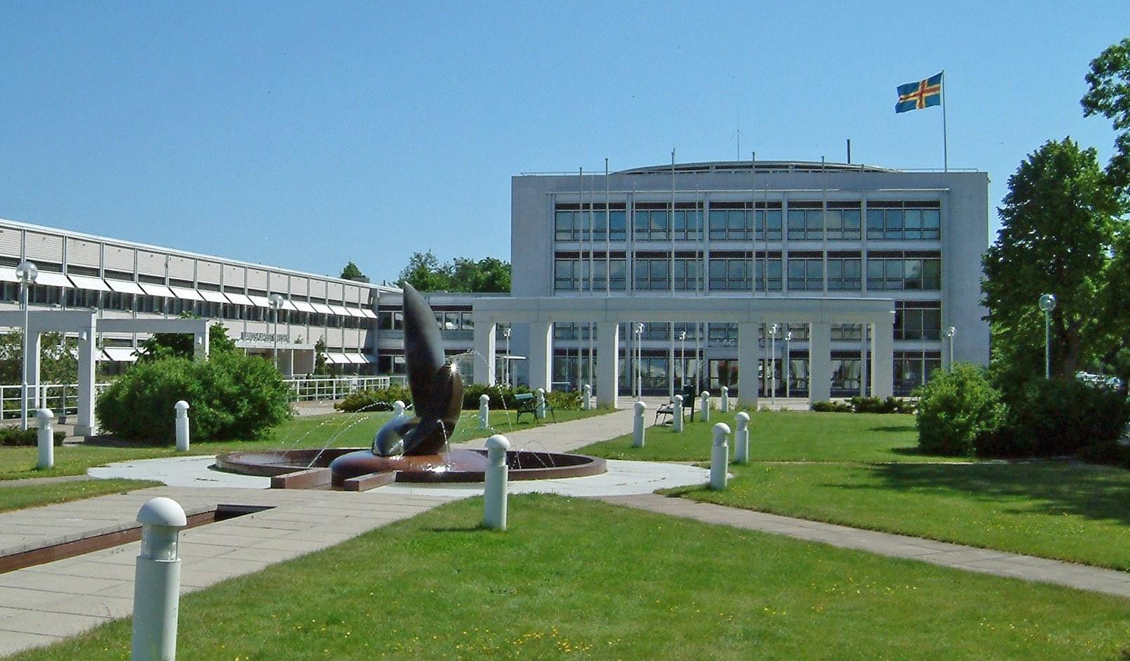 Självstyrelsegården på Åland