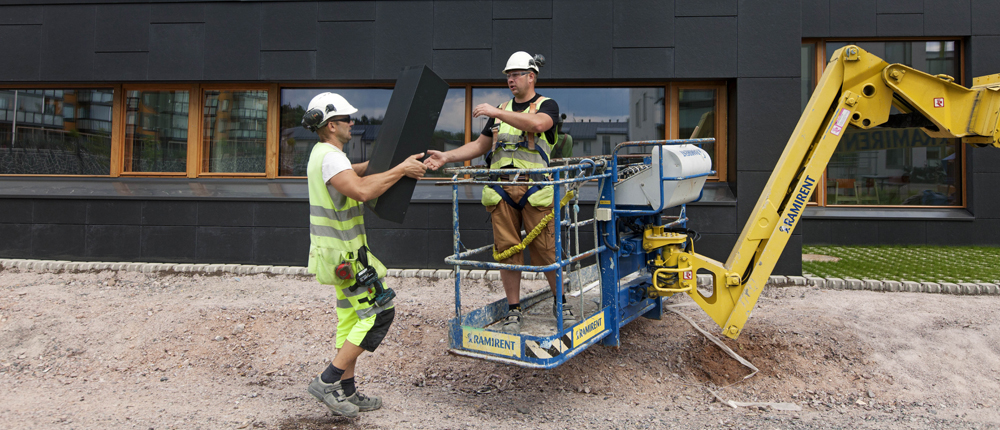 Finnish know-how: Energy-efficent building, Suurpelto day-care centre in Espoo. Picture: Jukka Rapo/Keksi/FIB